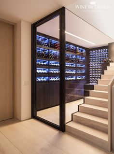 Contempary Wine Cellar