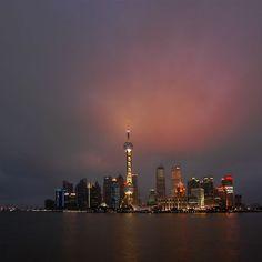 Shanghai   by Markus Bahlmann