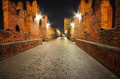 Ponte Castelvecchio__Verona