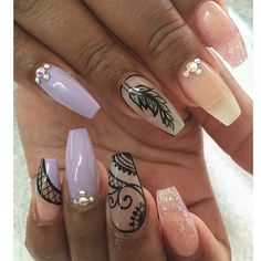 @dahneeirl Brought in an inspiration picture from the one and only @getbuffednails !  #nailsbydalenaa