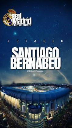 Estadio Santiago Bernabeu Real Madrid