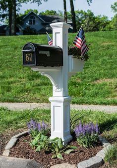 Easy Mailbox Makeover