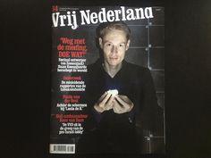 Vrij Nederland interview Daan Roosegaarde (18/9/13) > 'De oude wereld is kapot, we moeten een nieuwe maken.' http://www.vn.nl/Archief/Media/Artikel-Media/Profiel-Daan-Roosegaarde.htm