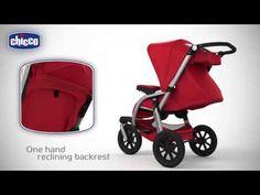 Chicco Activ3 Üç Tekerlekli Bebek Arabası ilkebebe.com'da (+oynatma list...