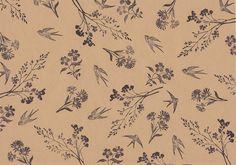 Hello June: Motif floral au tampon pour vos petits cadeaux & autres bonnes idées