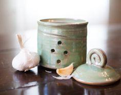 Garlic Jar