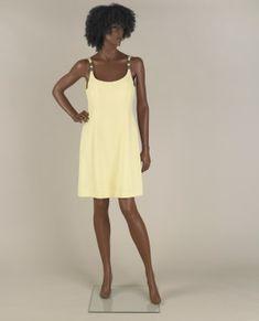 Evening dress, Versace, 1998