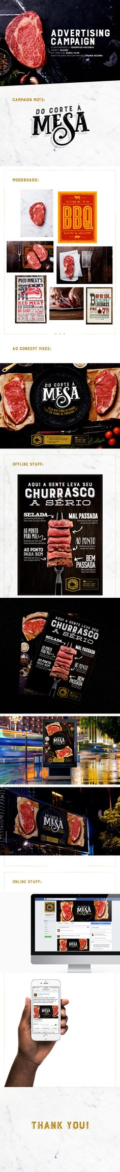 https://www.behance.net/gallery/56652013/Do-corte-a-mesa-Advertising-Campaign