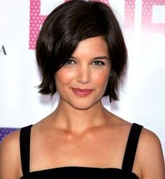 celebrity short haircuts bangs