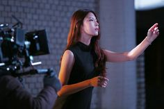 Nayoung: Behind the  scenes in VIXX's The Closer MV