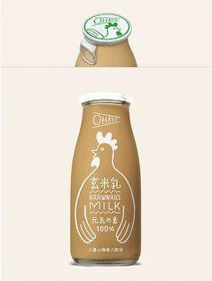 おはよう玄米乳 Brown Rice Milk PD