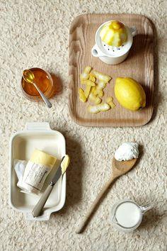 Making Lemon...Cake