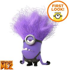 You just need to stay away from these Evil Purple Minions, They are mean and crazy . Just check these Purple Minion Memes … You will get idea what I am talking about ! ALSO READ: Top 18 Funny Memes ALSO READ: 20 Funny Memes about Minions Evil Minion Costume, Purple Minion Costume, Despicable Me Costume, Minion Costumes, Minions Despicable Me, Evil Minions, Minion Movie, Minion Party, Despicable Me