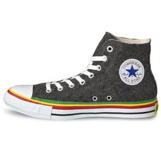 CONVERSE ALL STAR RASTA CAP HIDARK GREY