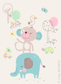 Lucy Belfield Design and Illustration: Babywear