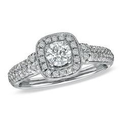 64 Engagement Rings Under $5,000: Get the Look | Engagement Rings | Brides.com : Brides