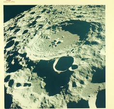 #Moon #NASA #retro #1970s