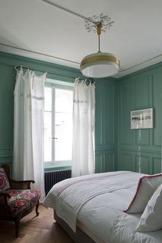 Villa Flor, Engadin Switzerland, Interior Design: GUSTAVE