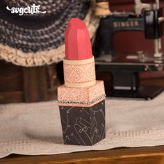 Free Gift – Dress Shop SVG Kit – $6.99 Value | SVGCuts.com Blog I want this lipstick!