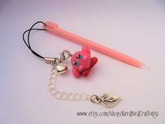 Kirby Themed Stylus - 3DS 3DSXL DS DS Lite