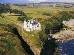 Dunbeath Castle.