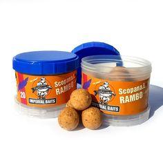 IB CARPTRACK RAMBO - SCOPANA-LOVE NOVITA'! Disponibili le nuove Scopana-Love nella versione Rambo, Flying Pop Up e Half'n'Half!
