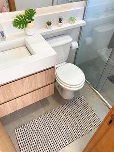 Washroom Design, Master Bathroom, Bath Mat, Toilet, Sweet Home, House Design, Interior Design, Home Decor, Detox