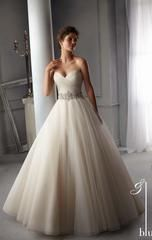 Mori Lee '5276' - Mori Lee - Nearly Newlywed Bridal Boutique - 1