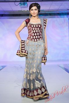 Lehnga from Nivedita Saboo Couture - Indian Fashion