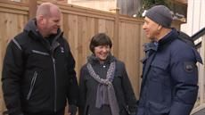 Holmes Makes it Right Video - Great Wall of Crap   Episode 11 - HGTV.ca retaining wall/privacy fence