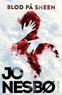 """""""Blod på sneen"""" af Jo Nesbø"""