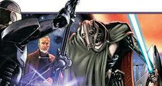Count Dooku and General Grievous