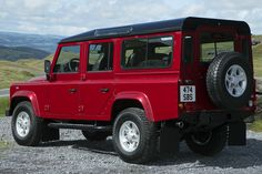 Land Rover Defender Four Door