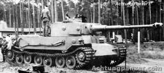Tiger(Porsche)Both, Henschel and Porsche's prototypes arrived to a station near Rastenburg on April 19th of 1942 and then traveled 11km to Rastenburg, while constantly breaking down.On April 20th of 1942 at 11:00am, both Porsche and Henschel prototypes were presented to Adolf Hitler (on his birthday) in Wolfschanze (Rastenburg), East Prussia. Tests were scheduled for July and preliminary tests proved that the Tiger(P)'s design was far from being perfect