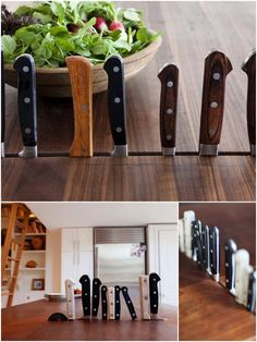 5 Options For Knife Storage & Care - Live Simply By Annie