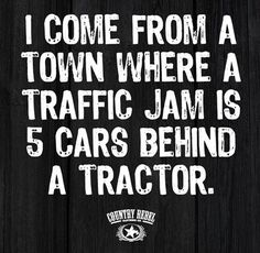 My town for sure!
