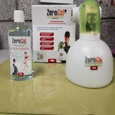 Designed to be fitted on water pipes at point of entry of home. The zerocal liquid helps to descale the water and reduce energy bills.