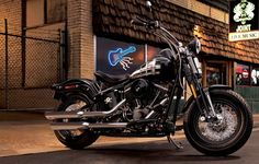 This beauty sings a song only meant for the open road. | Harley-Davidson 2009 Cross Bones