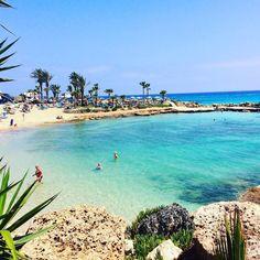 #ilovetravelling #landabeach #ayianapa2016 #cyprus #holidaytime  by milejdii