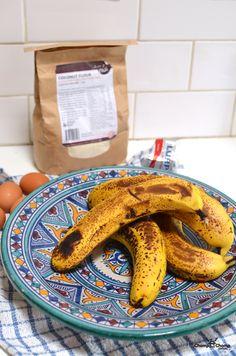 Banana Bread gluten free recipes baking coconut flour healthy recipes low sugar recipes