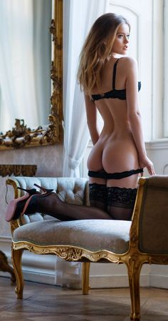 Even lingerie can be a nuisance..