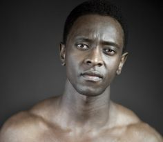 Edi Gathegi      Ooh lala. Now we're talkin'!
