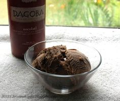 Christine Cooks: Spicy Chocolate Ice Cream With or Without Bourbon