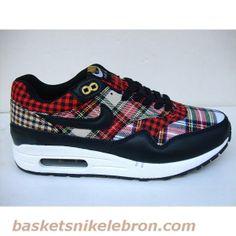 nike air max cuir blanc - Homme Nike Air Jordan 1 Air Cushion Blanc Rouge Noir [P94w] | Nike ...