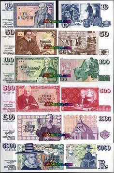 Iceland Krona (ISK)