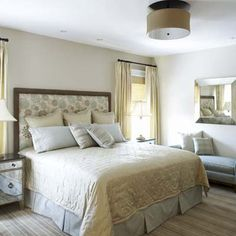 Master bedroom of our Newton Project House. | Photograph: Anthony Tieuli | thisoldhouse.com