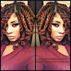 From Natural Hair Creations Facebook Professional Pages and Natural Hair Creations Pinterest