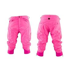 Girls Fracture shorts- Pink UV (S) 30€