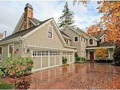 three-car garage, nice house in Willow Glen. :)