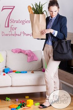 Do you ever feel like you just can't do this for one more minute? Oh sweet friend, we can overcome that feeling with these 7 strategies for overwhelmed moms! (scheduled via http://www.tailwindapp.com?utm_source=pinterest&utm_medium=twpin&utm_content=post1274195&utm_campaign=scheduler_attribution)